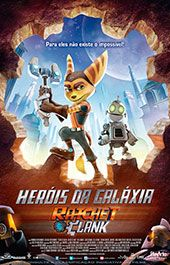Her�is da Gal�xia: Ratchet e Clank