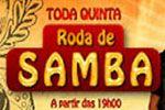 Folder do Evento: Samba Livre