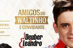 Folder do Evento: Santa Victoria Citta com Waltinho Silva