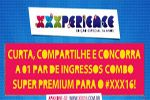 Folder do Evento: XXXPERIENCE 16 Anos