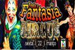 Folder do Evento: Festa a Fantasia
