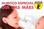 Folder do Evento: Almoço Especial de Dia das Mães