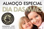Folder do Evento: Almoço Especial Dia das Mães