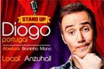 Folder do Evento: Stand up com Diogo Portugal