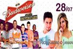 Folder do Evento: Budweiser Festival Universitário