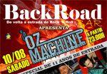 Folder do Evento: Banda Oz Machine
