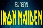 Folder do Evento: Festa Tributo ao Iron Maiden