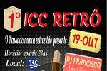 Folder do Evento: 1° ICC Retrô