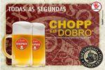 Folder do Evento: CHOPP EM DOBRO