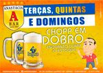 Folder do Evento: CHOPP EM DOBRO!!!