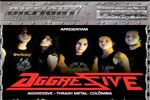 Folder do Evento: Show Aggressive