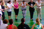 Folder do Evento: Danças circulares