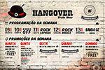 Folder do Evento: Sábado no Hangover