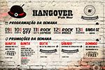Folder do Evento: Domingo no Hangover