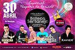 Folder do Evento: Boteco Sertanejo