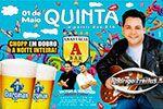 Folder do Evento: Quintas Sertanejas