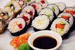 Folder do Evento: 4ª Noite do Sushi