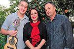 Folder do Evento: Grupo Samba em Família e Regis & Ronaldo