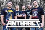 Folder do Evento: Antharez