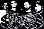 Folder do Evento: Banda Chaos Synopse