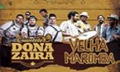 Folder do Evento: Quinteto Dona Zaíra