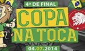 Folder do Evento: Copa na Toca