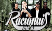 Folder do Evento: Racionais