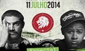 Folder do Evento: Criolo & Emicida