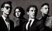 Folder do Evento: Especial Arctic Monkeys