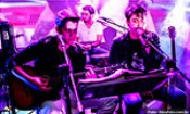 Folder do Evento: Pop Rock Banda Elec3