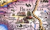 """Folder do Evento: """"Os Mapas Históricos"""""""