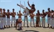 Folder do Evento: Aula aberta de Capoeira