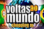 Folder do Evento: Volta ao Mundo - Shopping M