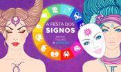 Folder do Evento: A Festa dos Signos!