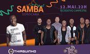 Folder do Evento: Samba Sorocaba 2017 - Thiaguinho