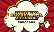 Folder do Evento: Festival do Bacon e Cerveja Artesanal