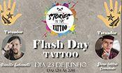 Folder do Evento: Flash Day Tattoo