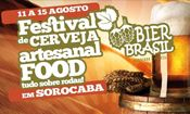 Folder do Evento: Bier Brasil Sorocaba