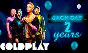 Folder do Evento: Aniversário do Jack 2 anos | Coldplay