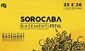 Folder do Evento: Festival Basement - Sorocaba