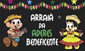Folder do Evento: Festa Junina Beneficente Aderes