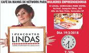 Folder do Evento: 14º Encontro de Lindas