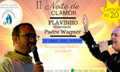 Folder do Evento: II Noite de Clamor - com Padre Wagner