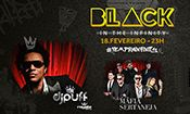 Folder do Evento: Black In The Infinity