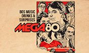 Folder do Evento: Mega80 Curtindo a Vida Adoidado