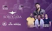 Folder do Evento: Samba Sorocaba Dilsinho + Sorriso Maroto