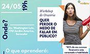 Folder do Evento: A Importância da Comunicação e Persuasão