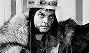 Folder do Evento: Macbeth – Reinado de Sangue