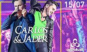 Folder do Evento: Carlos & Jader