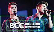 Folder do Evento: Breno & Caio